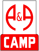 Camp A and A logo